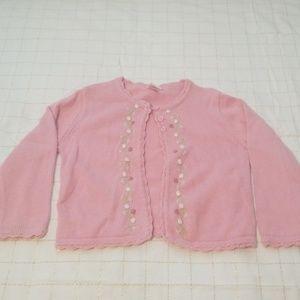 Gymboree pink sweater